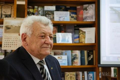 Почетным гражданином Николаева станет Заслуженный энергетик Украины Владимир Подгуренко