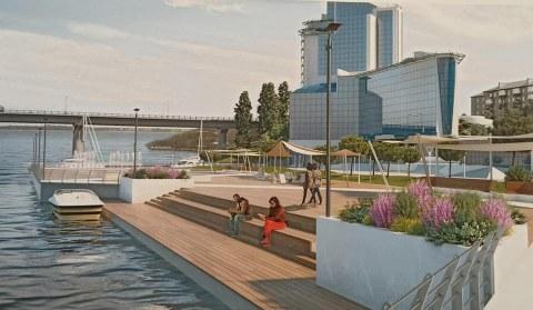 «Планы на пять лет»: в ОГА раскрыли идеи реконструкции набережной в Николаеве