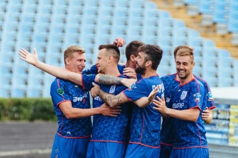 Впервые за 20 лет: МФК «Николаев» финишировал на четвертом месте Первой лиги Украины по футболу