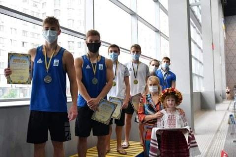Николаевские спортсмены завоевали медали на Чемпионате Украины по прыжкам в воду