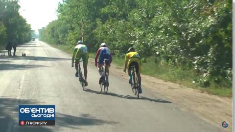В Первомайске прошел седьмой Чемпионат Украины по велоспорту: николаевцы в числе лучших