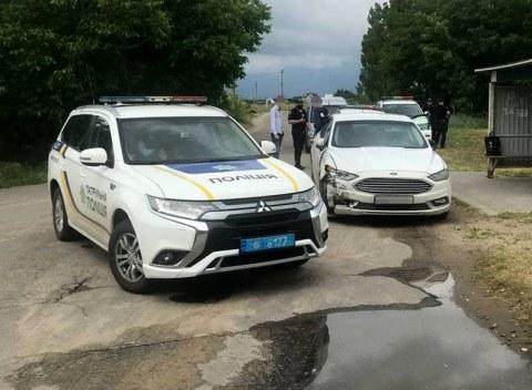 На неадекватного водителя, совершившего в Николаеве 18 ДТП, составили 38 протоколов