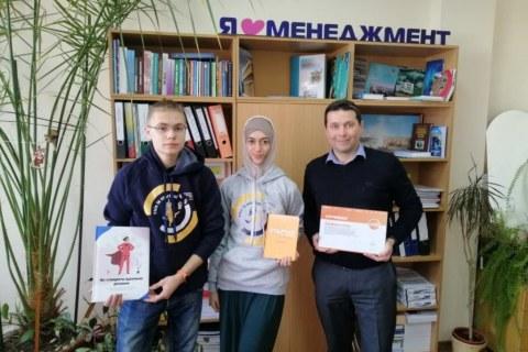 Студенты НУК победили в престижном конкурсе университетских стартапов